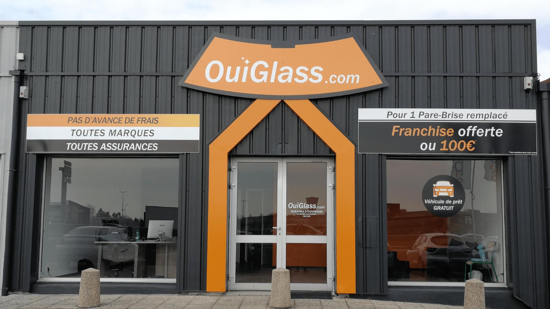 Ouiglass INGRÉ (Orléans)
